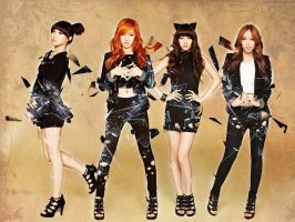 Miss A by vinhxomdoi