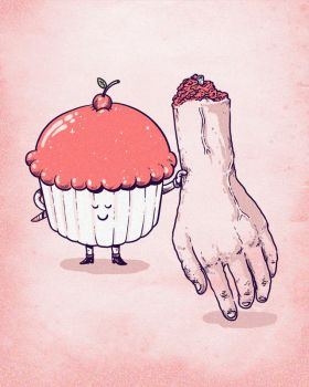 Hands of my sweets by alexmdc