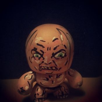 Gollum custom mini mugg by funboy118