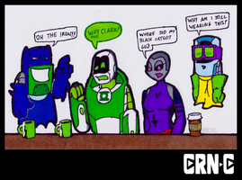 [DALEY DUDELZ] Meet Up at the Cafe by CK-was-HERE