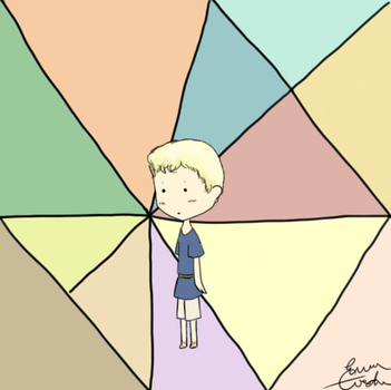 Pythagoras by ALonelyPepper