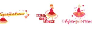 Stylish Girls Fashion LOGO by sweeta18