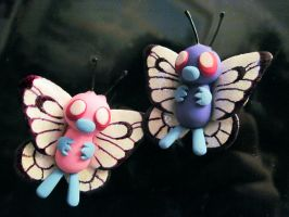 Pair of Butterfree!