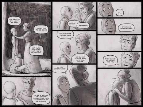 Myst: The Book of Atrus Comic - Page 126 by larkinheather