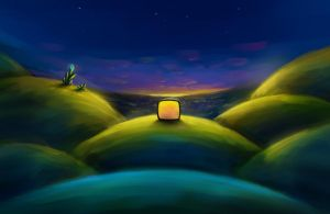 Box on the Hill by horlet