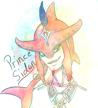 Prince Sidon by CrimsonxScorpion