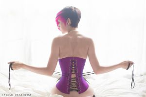 Laced Waist by CassidyKento