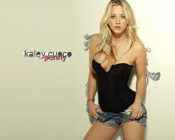 Kaley Cuoco by BleezyDesign