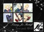 Tommy Joe Ratliff Icon Pack 01 by bluezircon-graphics