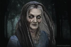 Lady Stoneheart - ASoIaF / Game of Thrones by Azad-Injejikian