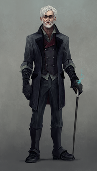 Dishonored: My Dear Otho by coupleofkooks