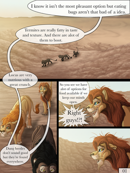 Desolate Souls Page 1 by Devinital