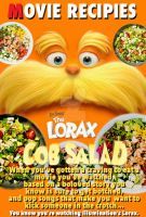Movie Recipies-Lorax Cob Salad by jpbelow
