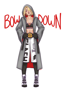 Bow Down by Clavelle