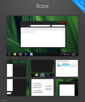 Base for Windows 8.1 by link6155