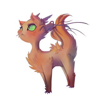Dragonkitty by Miss-Cats