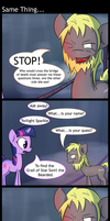 Same Thing... by SubjectNumber2394