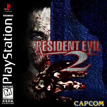 RE 20th Anniversery - Resident Evil 2 Cover Remade by REFanBoy2012