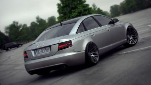 Audi A6 by spittty
