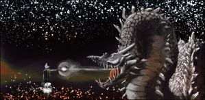 One Against the Wyrm by Zethelius