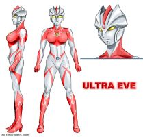 Ultra Eve by R-Wolverine