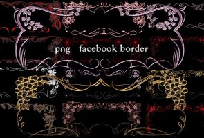 facebook border by roula33