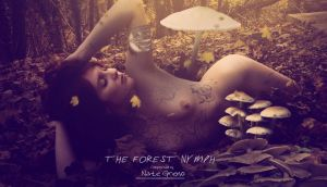 The Forest Nymph by ns3j2006