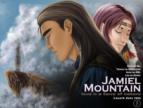 Jamiel Mountain by Thunderpo
