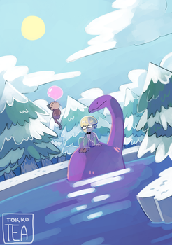 winters by Tokkotea