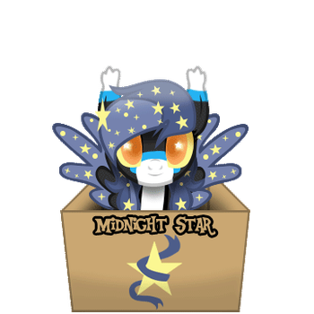 Midnight Star (In a box #17) by Sedrice