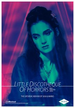 Little Discotheque Of Horrors (Bram Stoker's...) by DustGraph