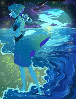 Water Witch by damsel-in-distrust