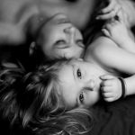with my daughter by Styush