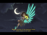 Anime screenshot: Angel! Heart Darkness by Gyrforce