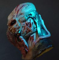 Roswell Survivor painted3 by ArtNomad