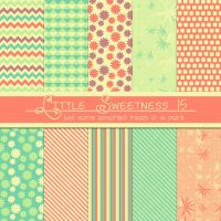 Free Little Sweetness 15 by TeacherYanie