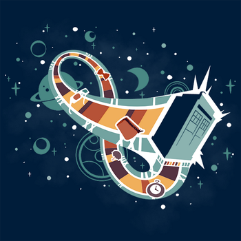 Time Loops - Doctor Who by Licunatt