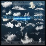Water Splash PNG SET 3 by FrostBo