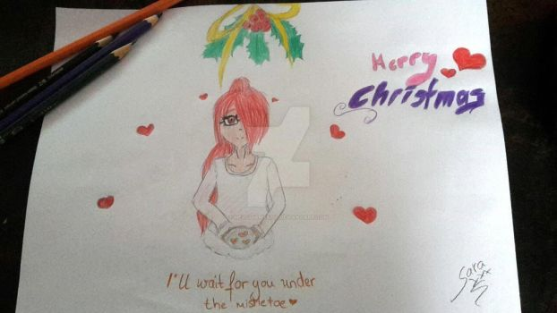 Merry Christmas ! by MelodiaMystic