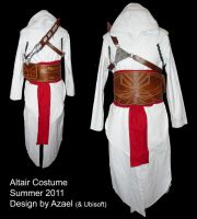 Altair Costume by Azael047