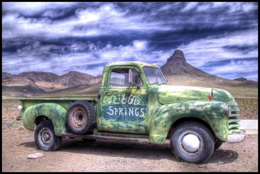 Route 66 - 1 by rbradford