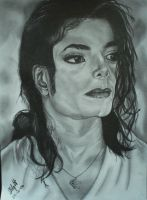 Michael Jackson by peachy-pebbles