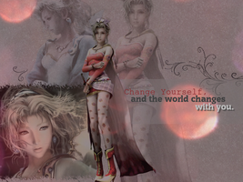 Terra Branford Wallpaper by Nami-Lee