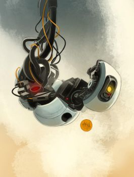 GLaDOS by mikemaihack
