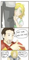 if thor n loki already have -- in the avengers... by youyanwuzhu