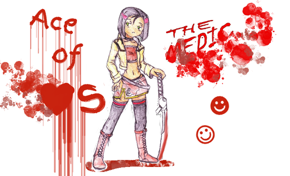 Ace of Hears (muro) by Priest119
