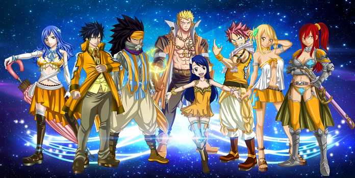 We Are FairyTail by Sal-88