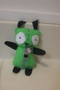Gir plushie-SOLD by Plushies-For-Sale