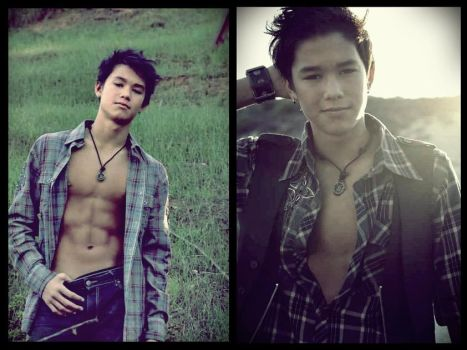 Seth Clearwater by Panyika
