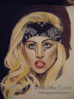 Mother Monster WIP by ArtZomb